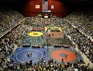 Iowa High School State Wrestling